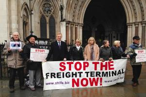 Council decides not to take forward appeal on rail freight court decision