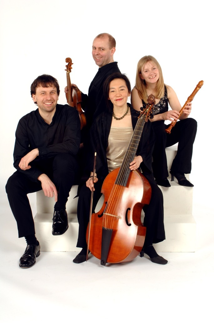 Baroque ensemble Passacaglia are preparing to play at Droitwich Methodist Church later this month