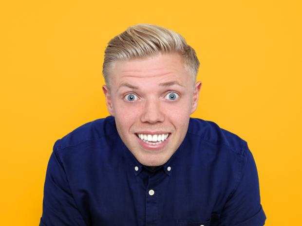 St Albans & Harpenden Review: Rob Beckett (52292919)