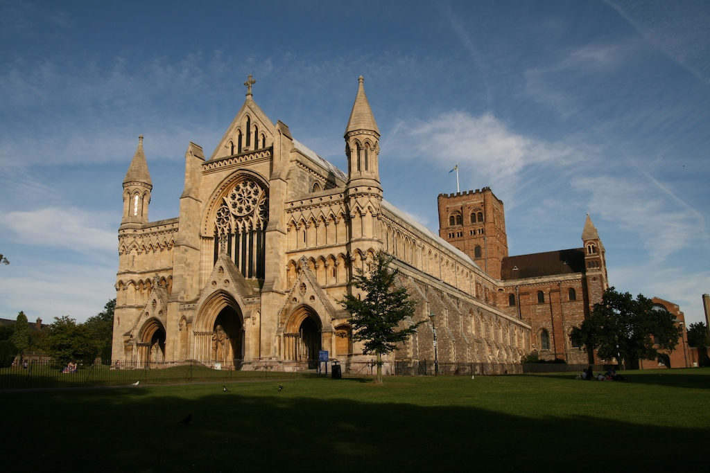 The Holocaust Memorial event is taking place at St Albans Cathedral