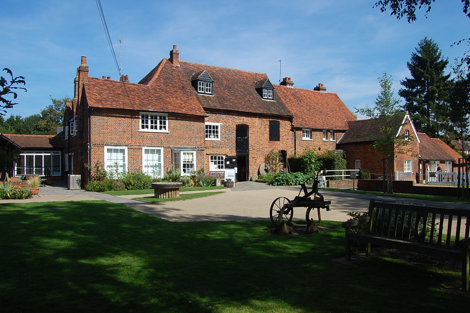 School Holiday Activities at Mill Green Museum in October