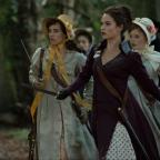 St Albans & Harpenden Review: Lily James as Elizabeth Bennet leads her sisters into battle
