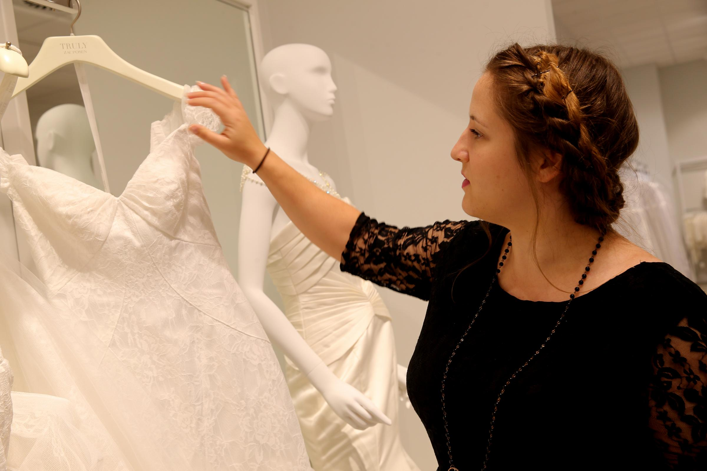 Our features writer shares her search for a wedding dress | St ...