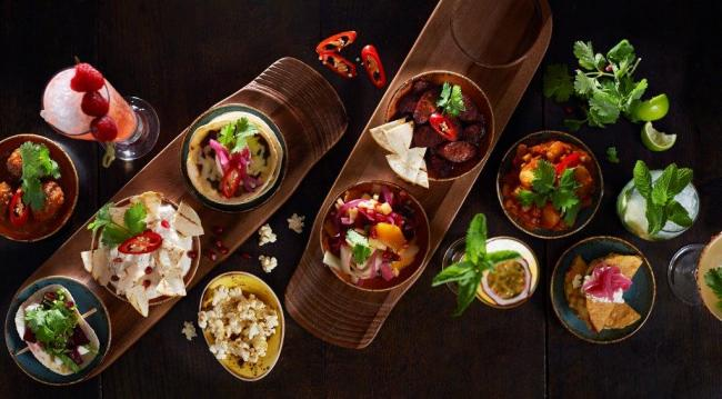 Chiquito summer menu street food