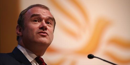 Sir Ed Davey, former MP for Kingston and Surbiton