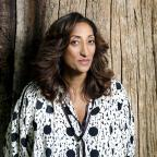St Albans & Harpenden Review: Comedian Shazia Mirza for Arts.  Photo by Linda Nylind. 16/7/2015.