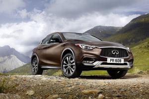 Road test of the Infiniti QX30 2.2D Premium Auto