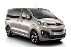Road test of the Citroen SpaceTourer Business BlueHDi 150