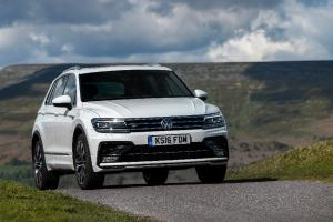 Road test of the Volkswagen Tiguan R Line 2.0 TDI 4MOTION