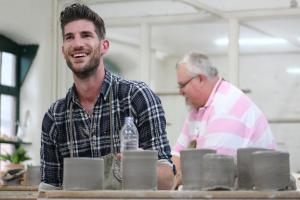 Pottery show winner a hit with viewers