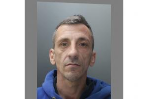 Stuart Hutchins was sentenced to 43 months in prisons at St Albans Crown Court  for committing drug and driving offence.