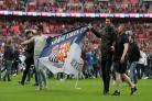 Aiden O'Brien says Millwall fans had 'the right' to invade Wembley pitch