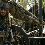St Albans & Harpenden Review: Undated Film Still Handout from PIRATES OF THE CARIBBEAN: DEAD MEN TELL NO TALES. Pictured: Jack Sparrow (Johnny Depp). See PA Feature FILM Reviews. Picture credit should read: PA Photo/Disney. WARNING: This picture must only be used to accompany PA Featu