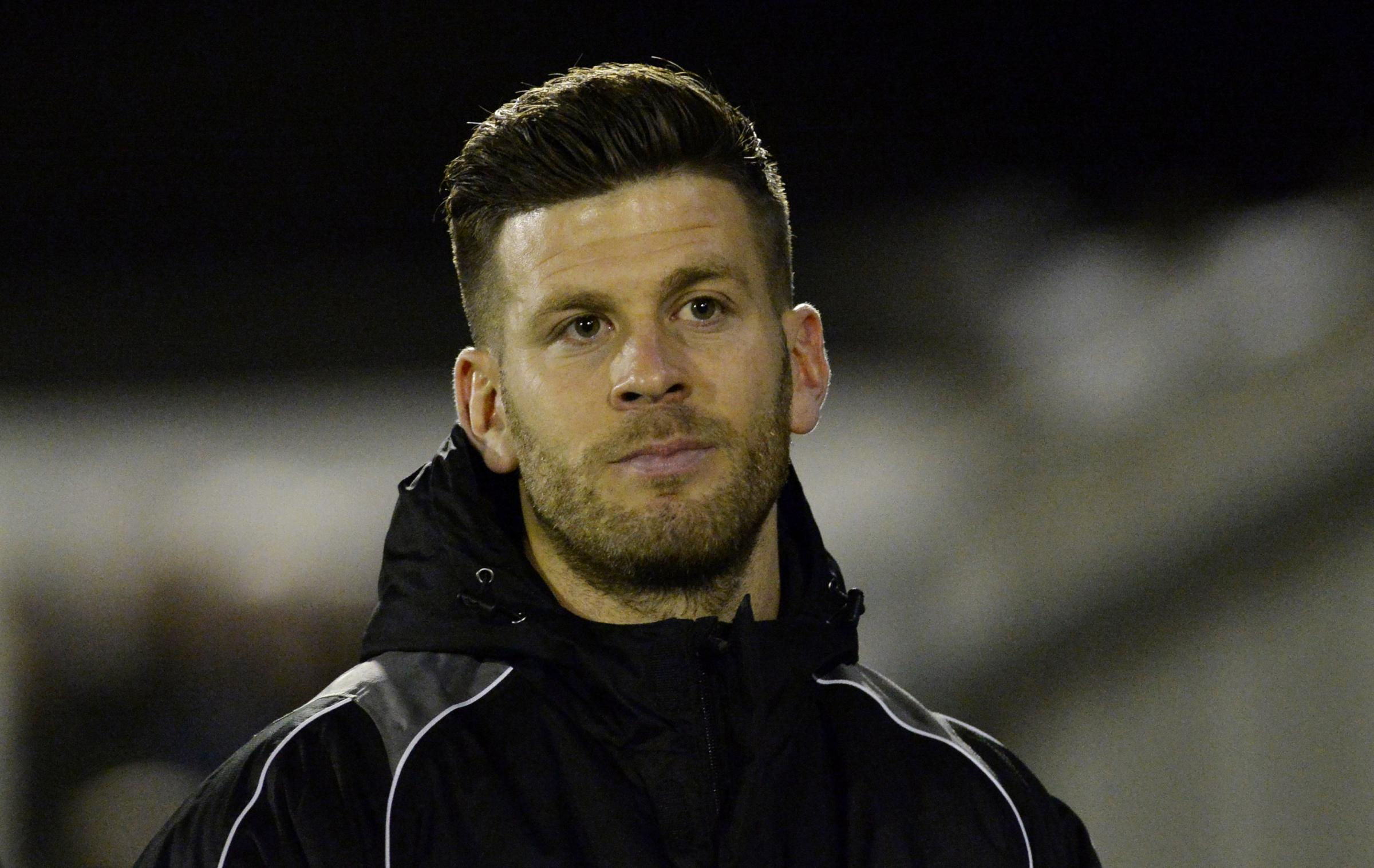 Luke Garrard believes victory in the FA Cup can help Boreham Wood's league form. Picture: Action Images