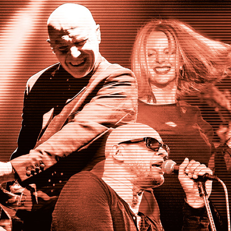 Midge Ure, The Christians, Altered Images feat Claire Grogan
