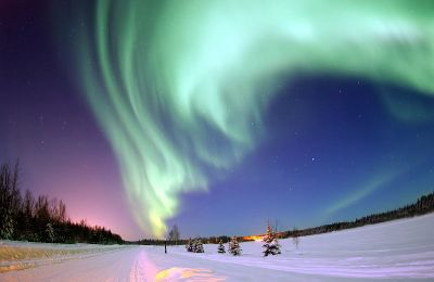 Aurora - in search of the Northern Lights
