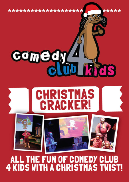 Comedy Club 4 Kids Christmas Cracker!