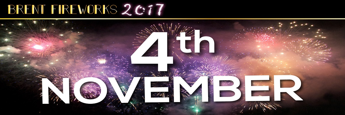 Brent Fireworks Display (Fifth Birthday) November 4th 2017