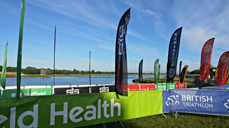 Eton Sprint Triathlon Weekend