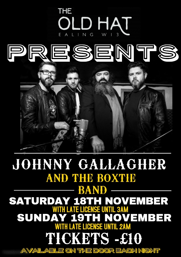 Johnny Gallagher and The Boxtie Band