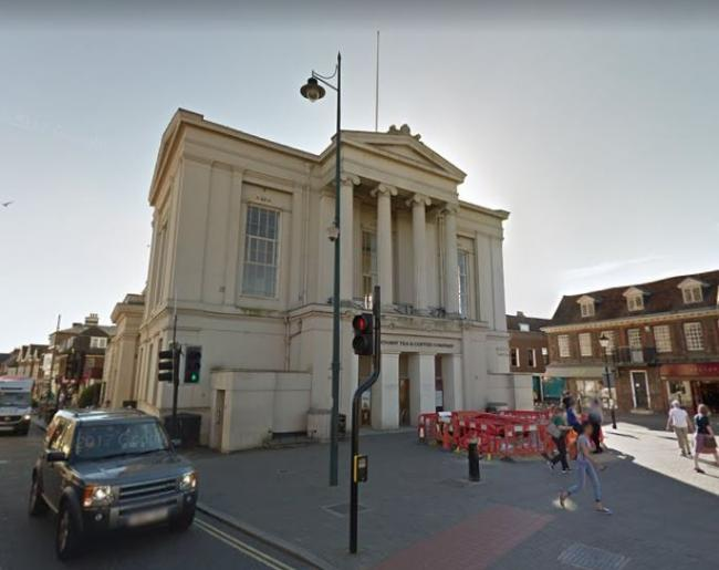 St Albans Town Hall, which is being turned into a gallery and museum with concessions for older people (Photo: Google Maps)