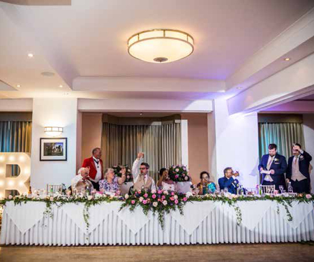 The Oatlands Park Hotel Wedding Show - Sunday 28th January 2018