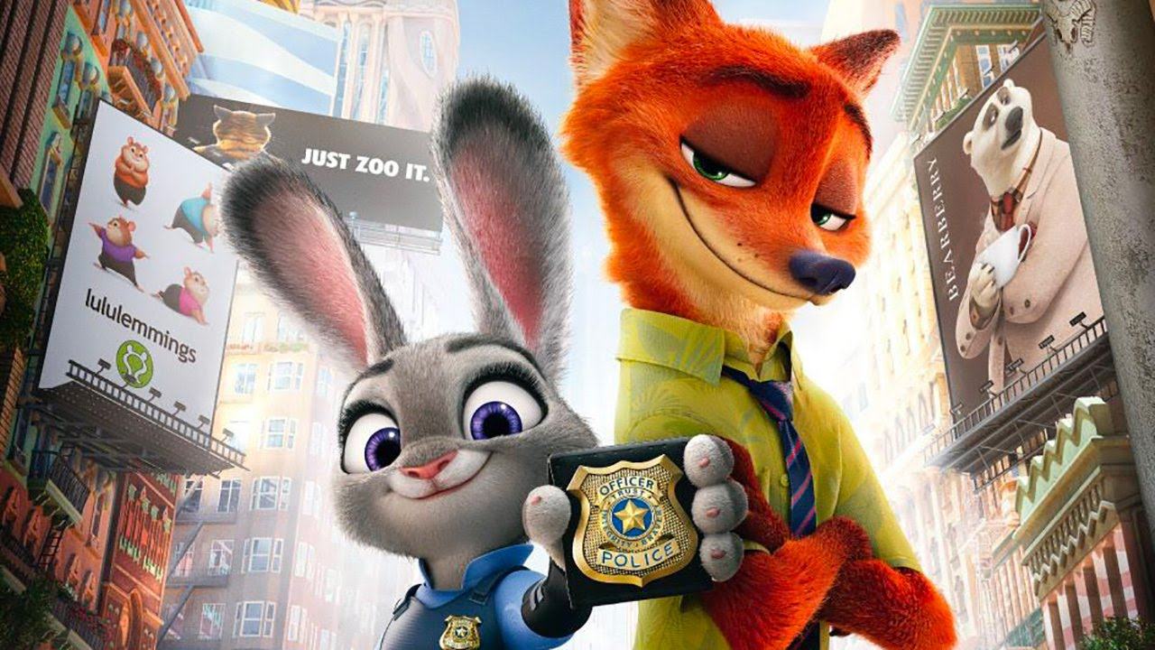 Zootropolis Activity Day