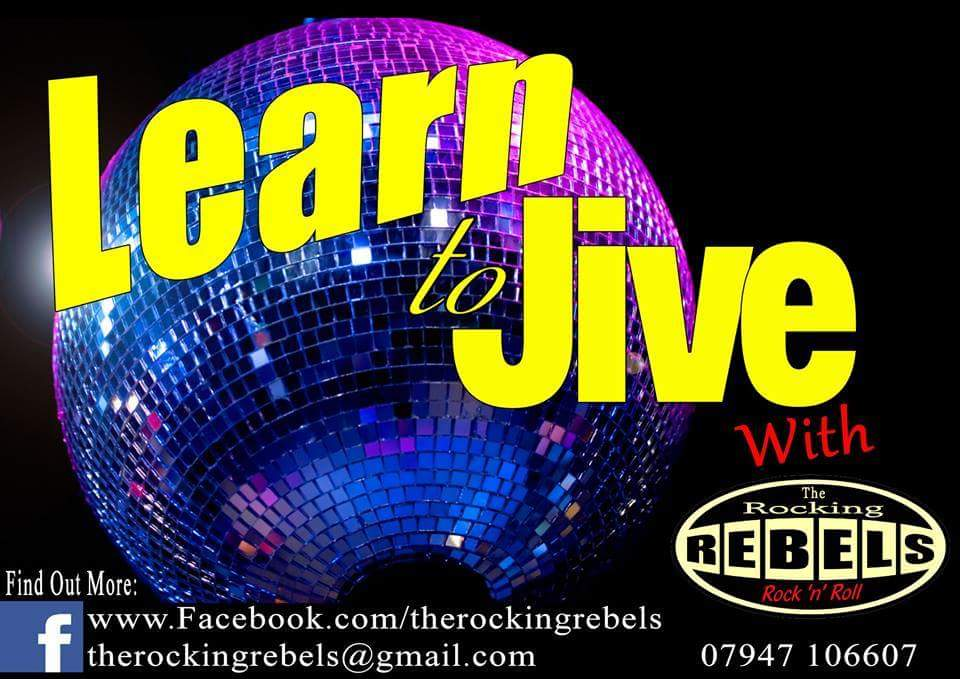 Learn to Rock n Roll Jive dance every Wednesday