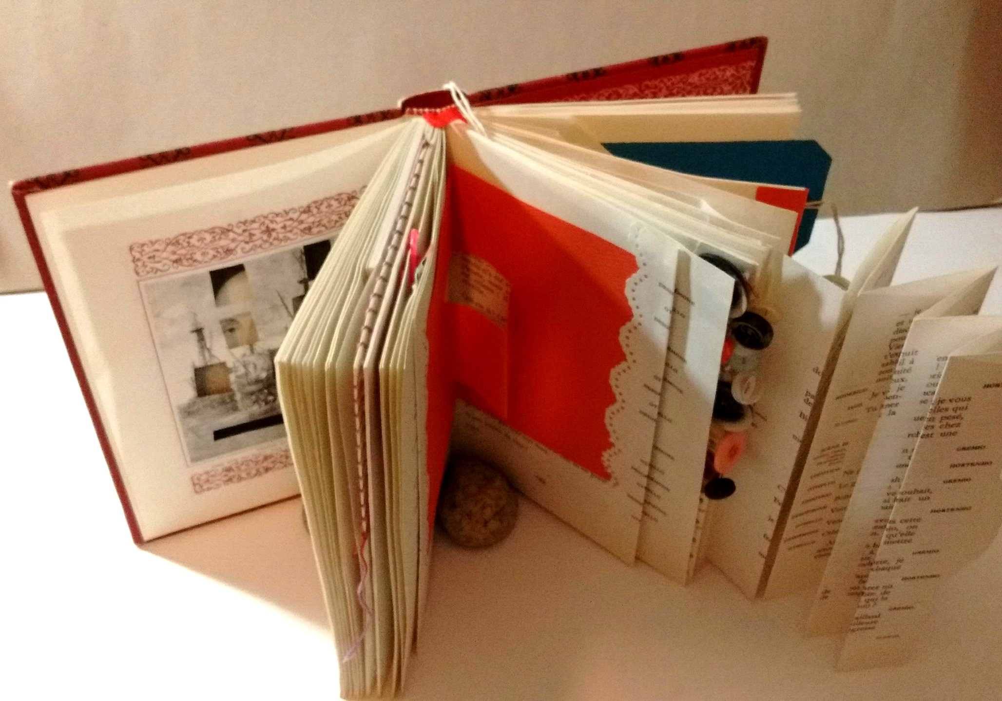 Altered Books Basics Workshop