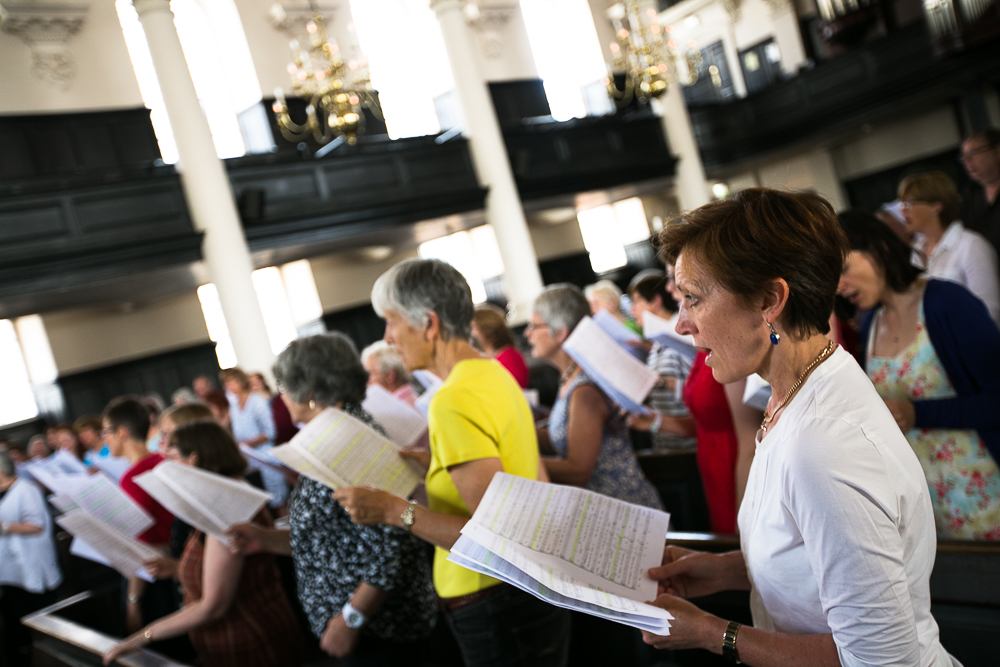 The Sixteen: Choral Workshop