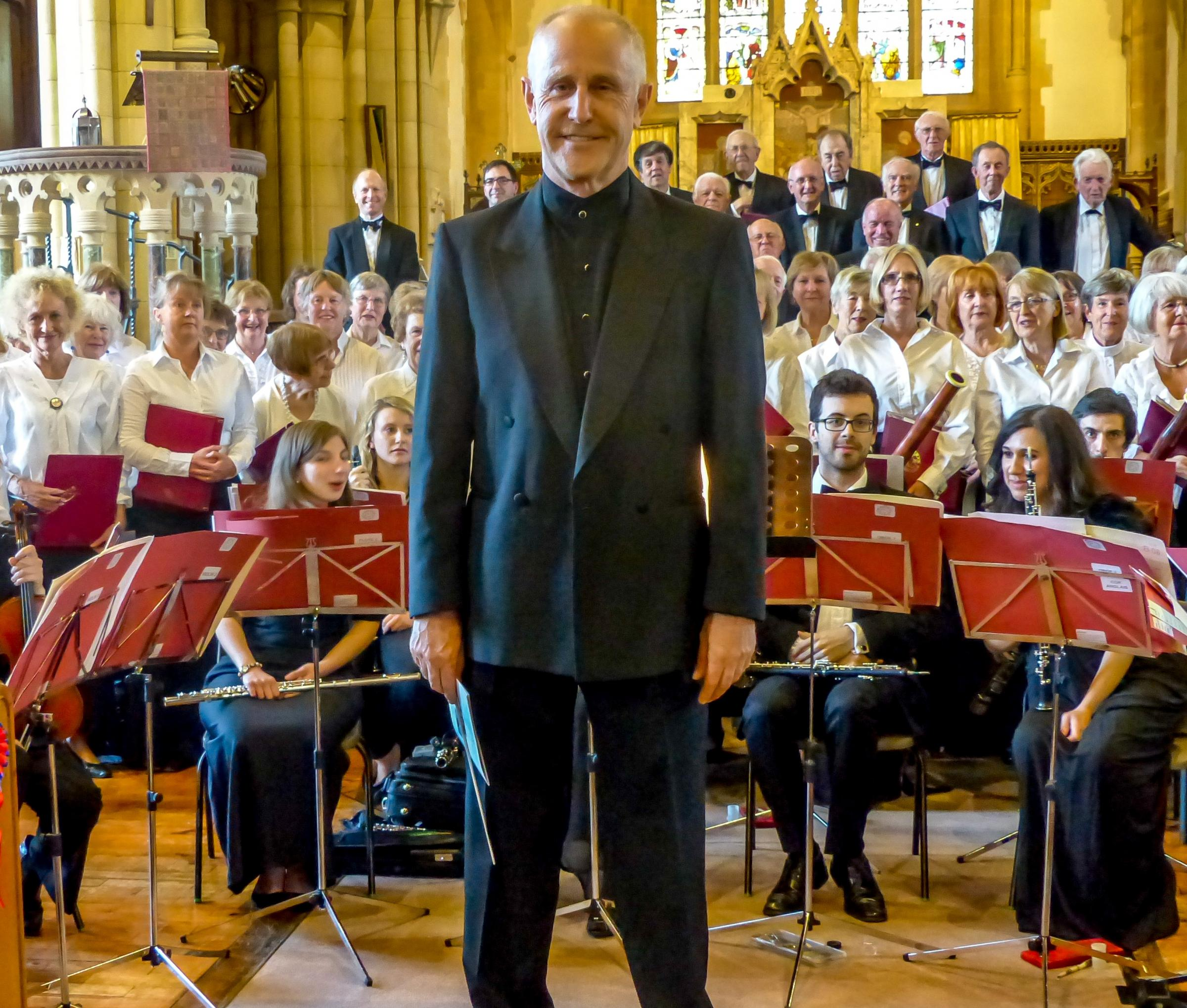 Marlow Choral Society: Mozart's Mass in C minor