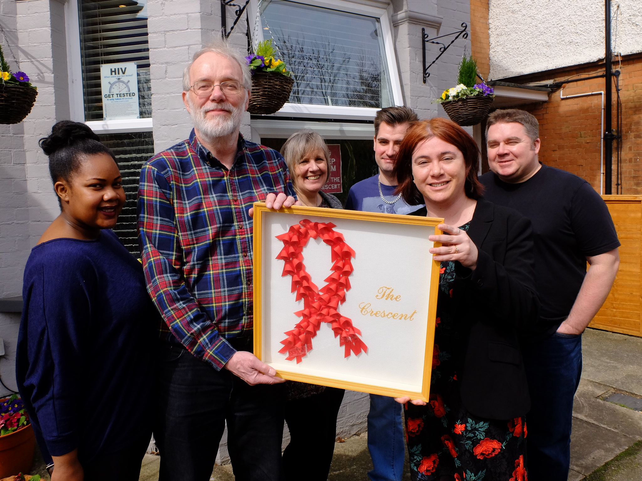Hertfordshire MEP launches HIV charity for World Health Day
