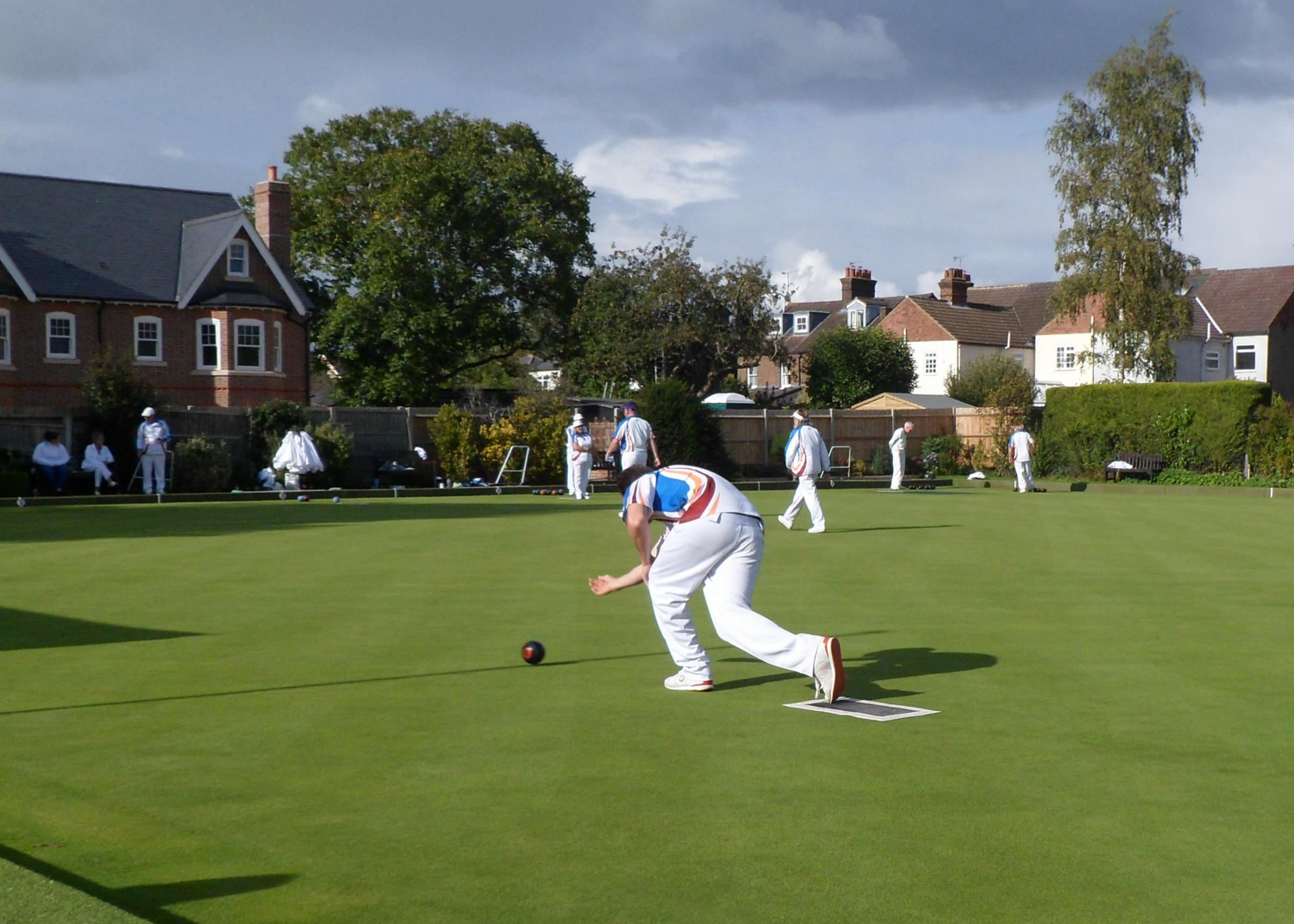 Harpenden Bowls Club is offering two open days