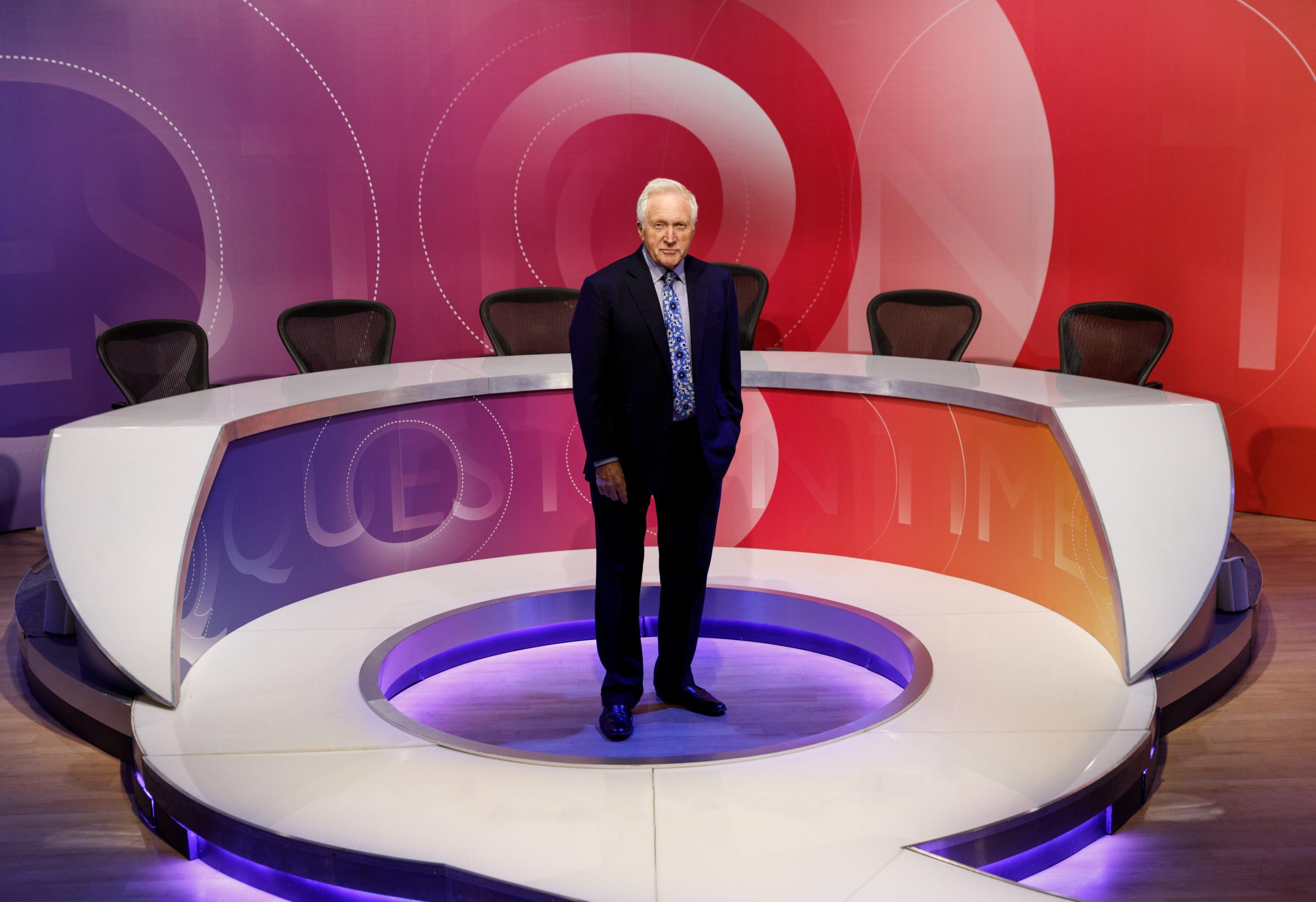 Don't miss the chance to be part of the Question Time audience.