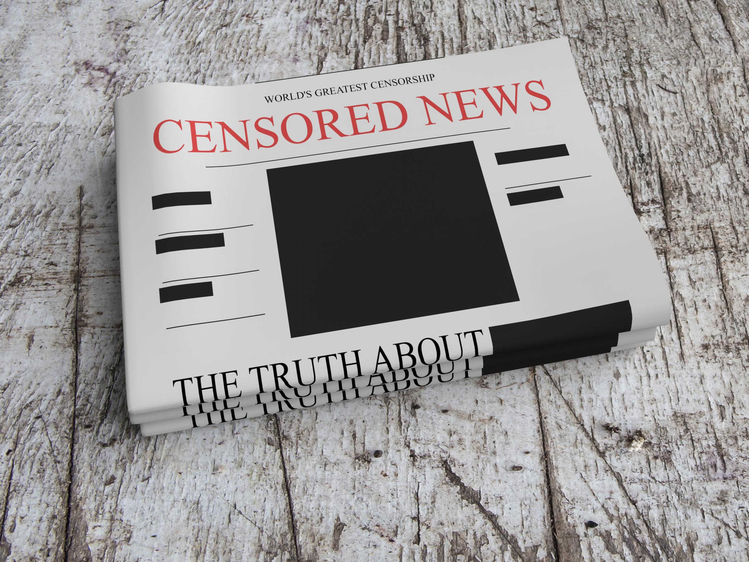 A threat to free speech and an attack on your right to know the truth