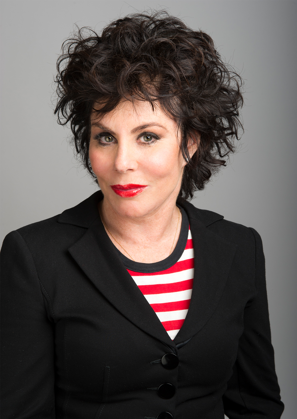 Ruby Wax- Photo by Steve Ullathorne