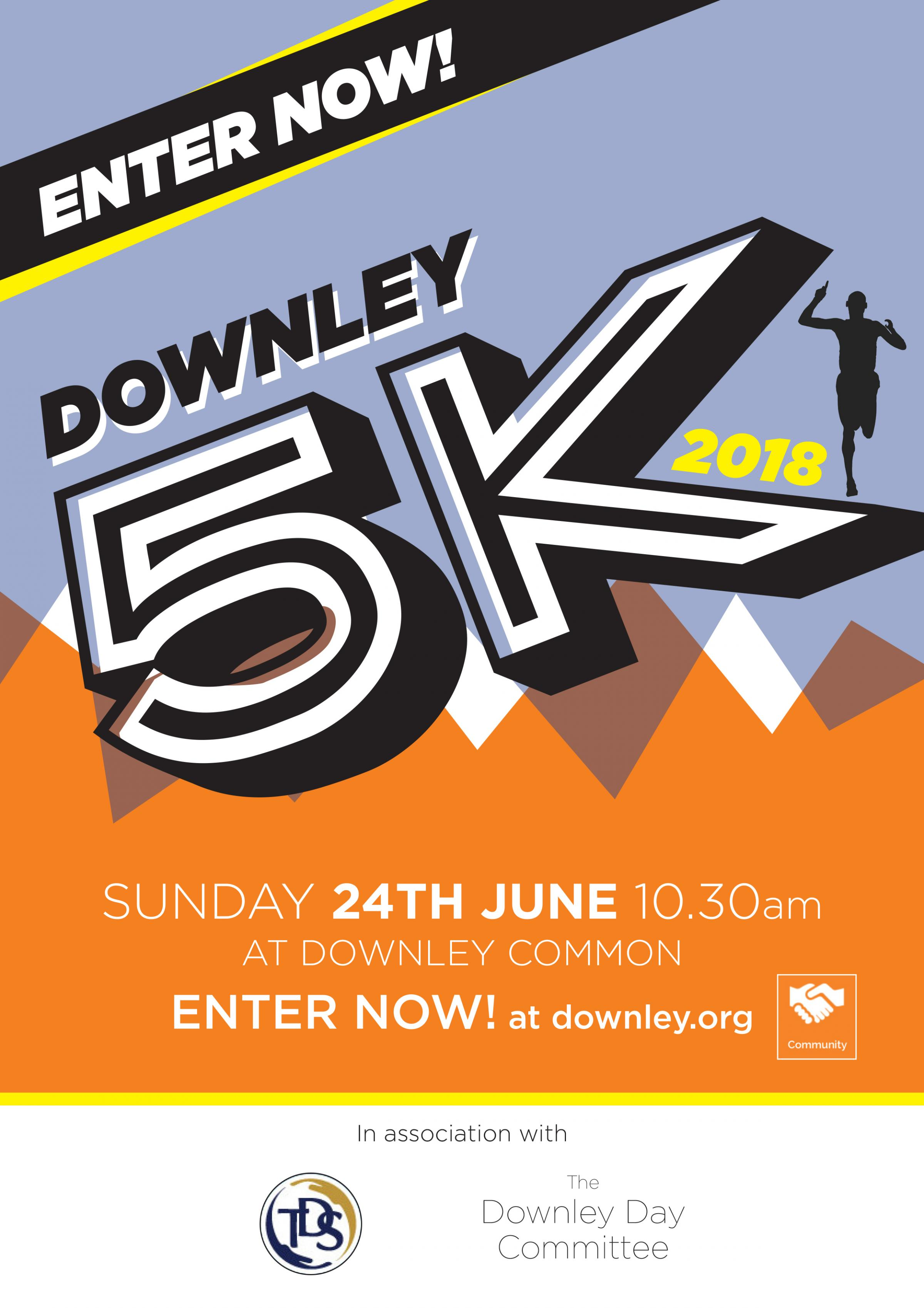 Downley 5k fun run