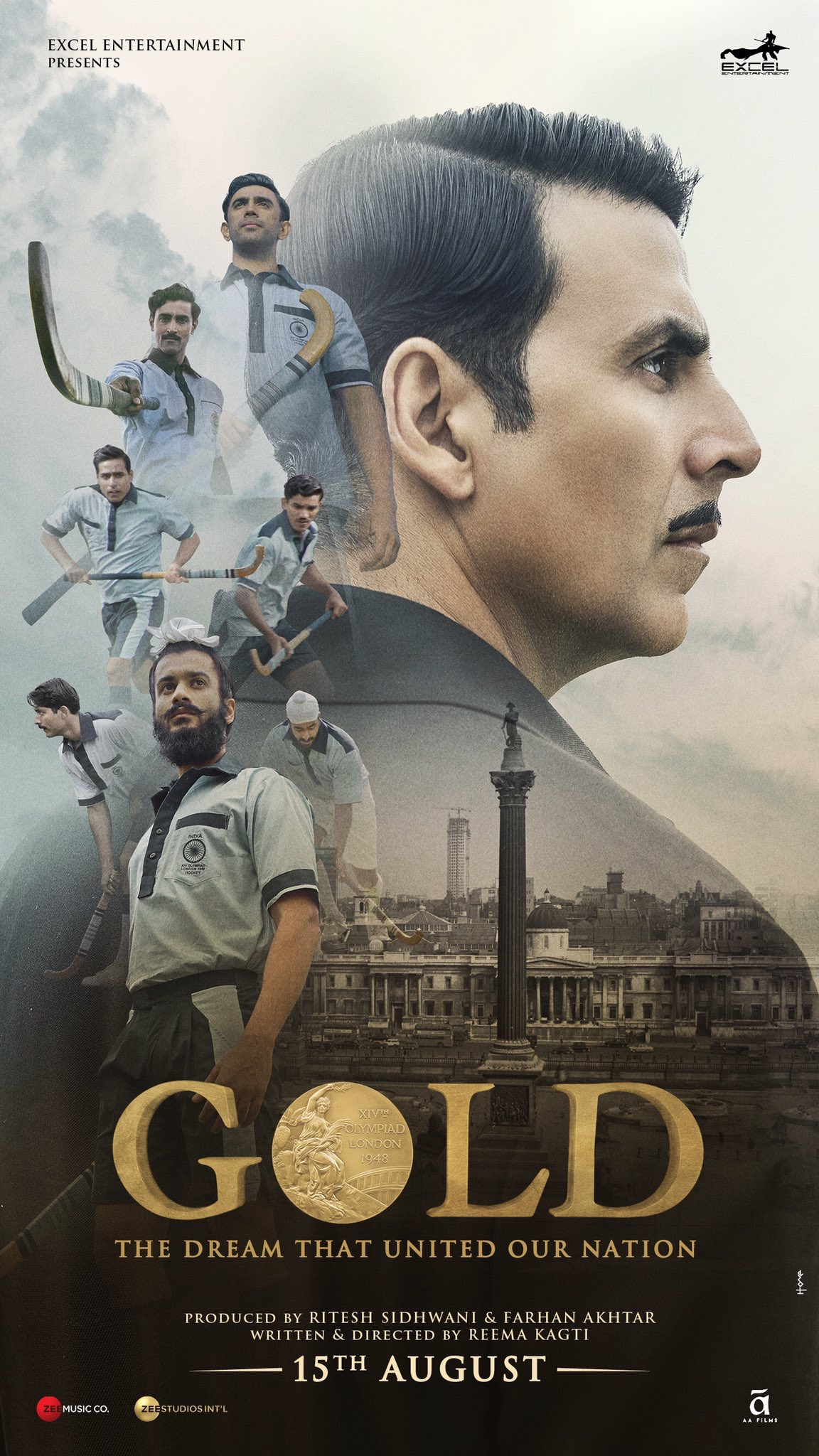 Stand Up for GOLD: New sports drama recounts independent India's first Olympic victory, releasing 15