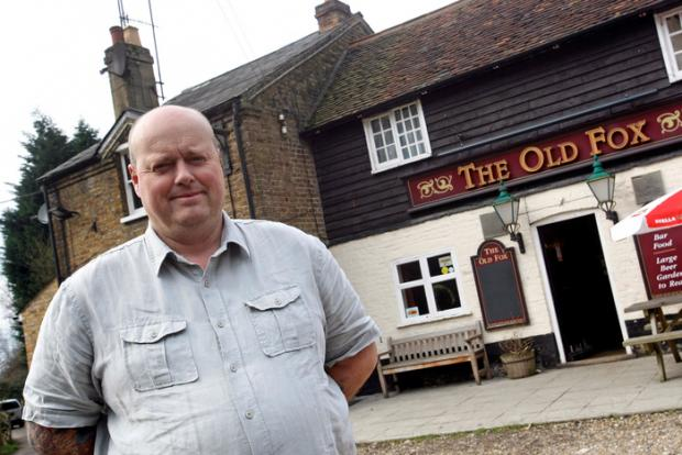 The Old Fox: Popular pub re-opens