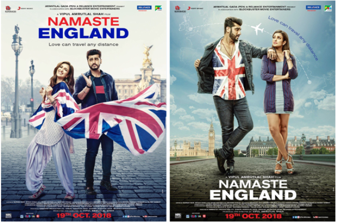 Love Crosses Borders In NAMASTE ENGLAND – A Fun, Quintessential Bollywood Love Story