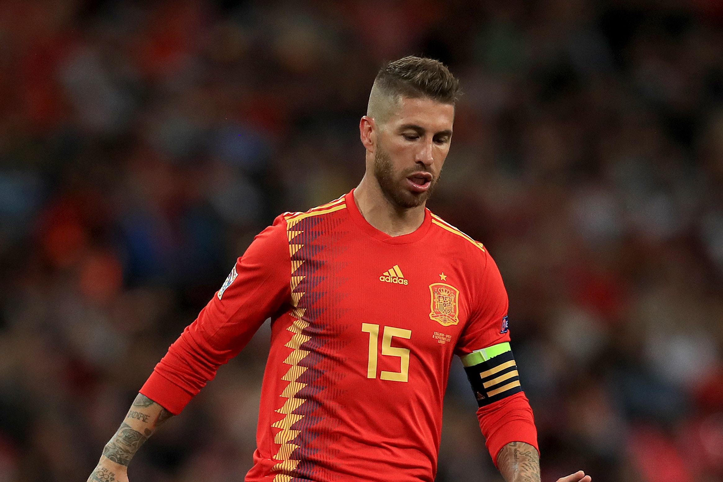 Sergio Ramos File Photo