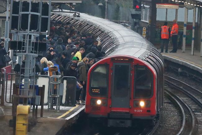 A number of stations have closed on the Central Line due of strike action.