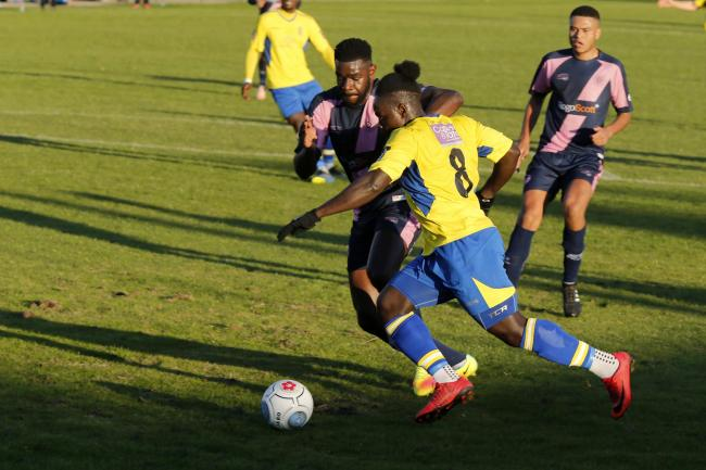 Dulwich Hamlet sent St Albans to a 1-0 defeat on Saturday. Picture: Action Images