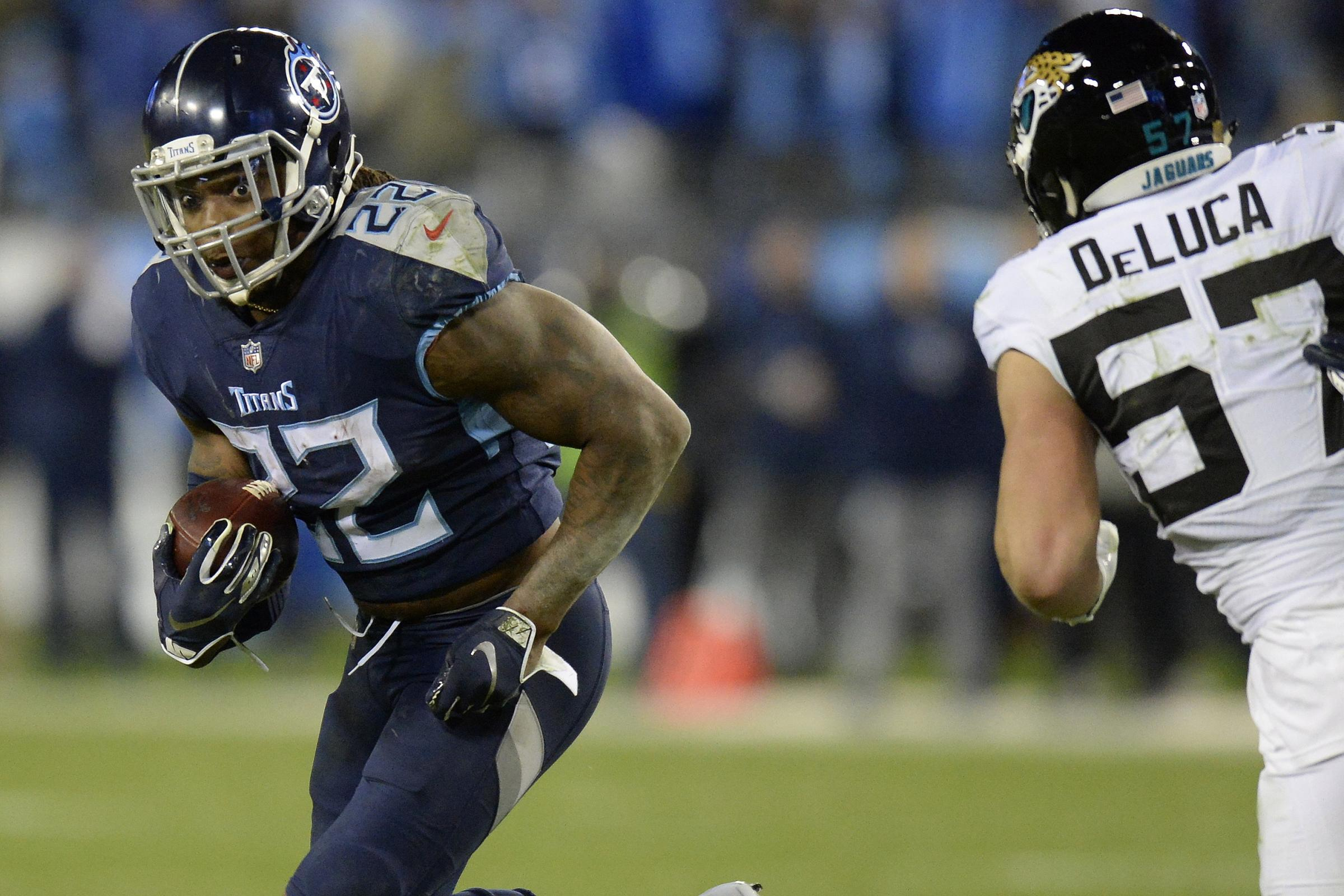 Derrick Henry dominated as the Tennessee Titans beat the Jacksonville Jaguars