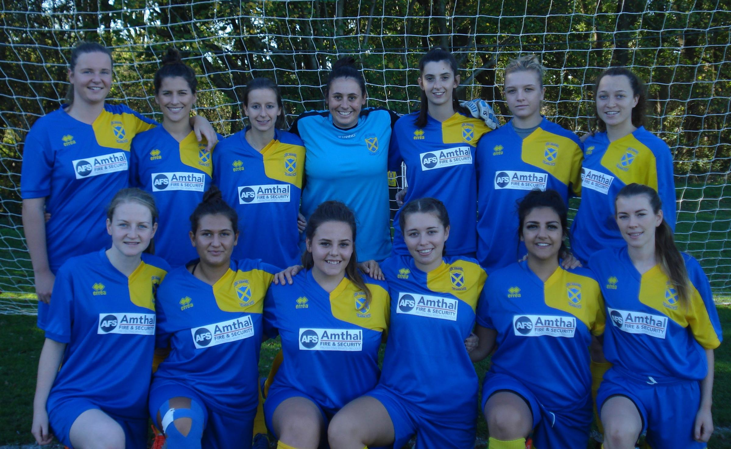 St Albans Ladies