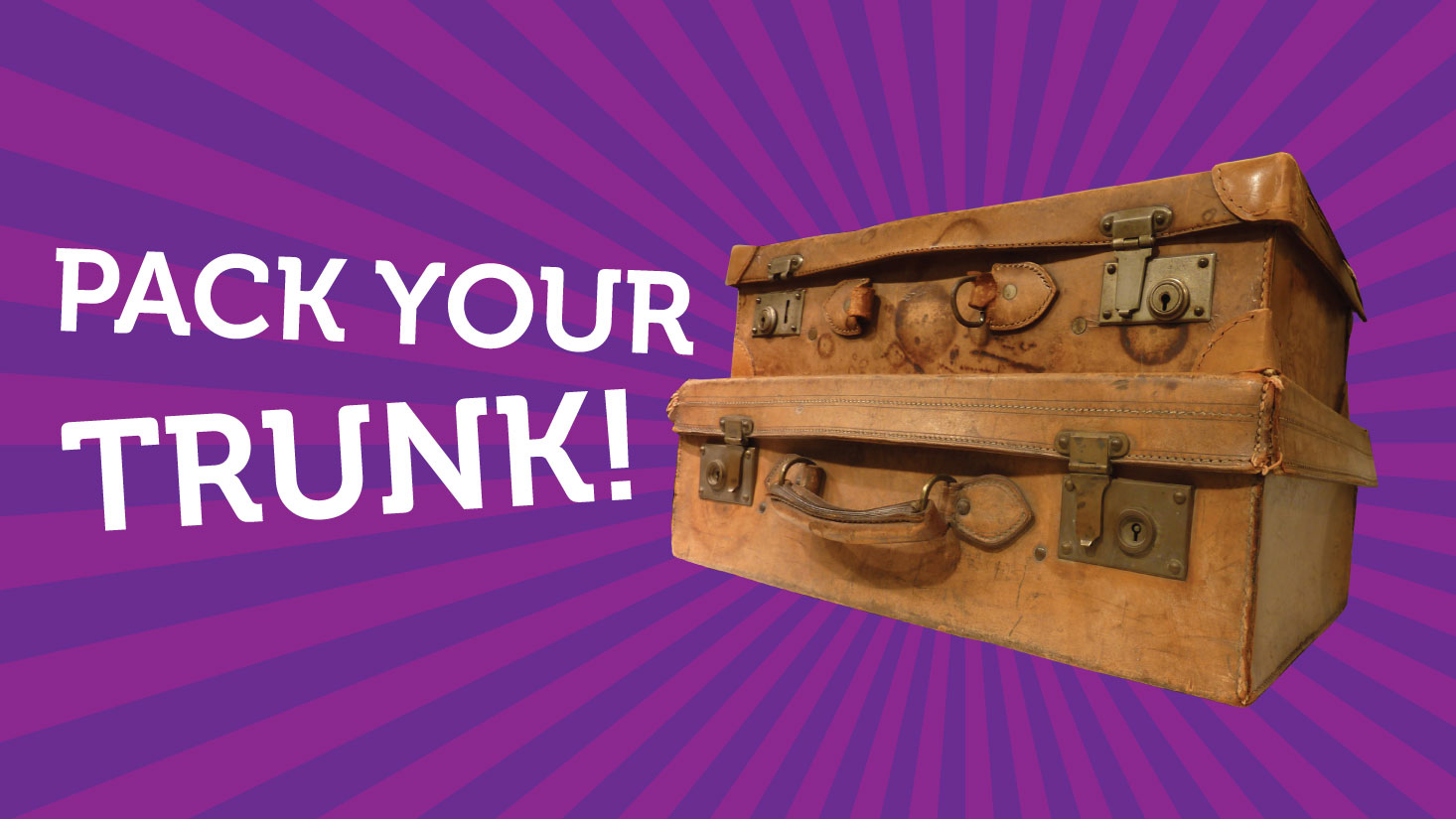 Pack Your Trunk!