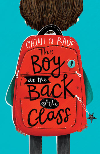 "An audience with author Onjali Q. Raúf - ""The Boy at the Back of the Class"""