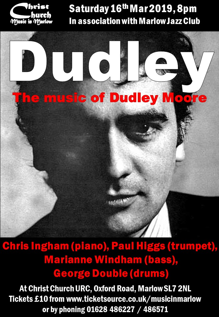 Dudley – the music of Dudley Moore