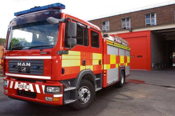 'Shame on you' - but councillors refuse to reverse fire crew cuts