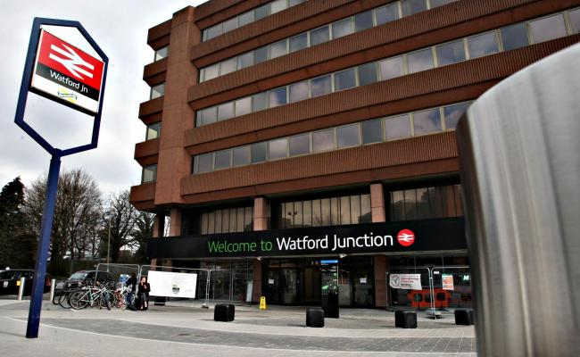 Trains are not running between Watford Junction and St Albans Abbey